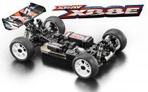 Kit XRAY XB8E TT 1/8 Elec - 2017