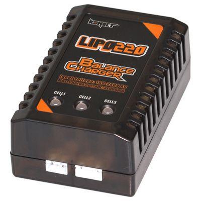 KN-LIPO220 - Chargeur/Balance LiPo 2S ou 3S (220/240V) - Konect