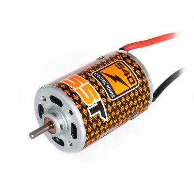 kn-m540-55t - Moteur électrique brushed Konect type 540 55T pour crawler