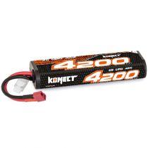Konect Lipo 4200mah 7.4V 40C 2S1P 31Wh (Stick Pack Dean)