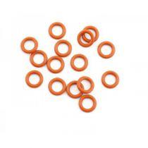 KYOSHO Joints de différentiels P6 orange (15) MP9 - ORG06