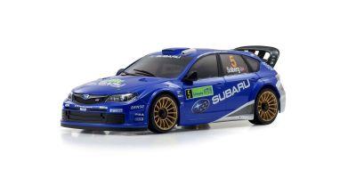 Kyosho MINI-Z AWD SUBARU IMPREZA WRC 2008 Readyset 32614WR