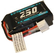 LIPO 11,1V 250MAH 3S 15-20C LIGHT