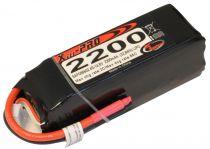 LIPO 14,8V 2200MAH 4S 55C PRO