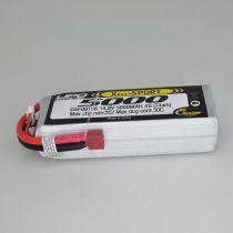 LIPO 14,8V 5000mAh 4S 30C - SAF08156