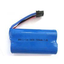 LIPO 7,4V 1500MAH- UDI002 TEMPO RCU002-14