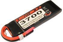 LIPO 7,4V 3700MAH 2S 55C PRO