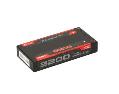 LIPO ORION ULTIMATE GRAPHENE 2S LIPO SHORTY ULGC 3200-120C-7.4V (127g)- ORI14511