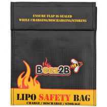 Lipo safety bag for charge, discharge & storage (18x22)