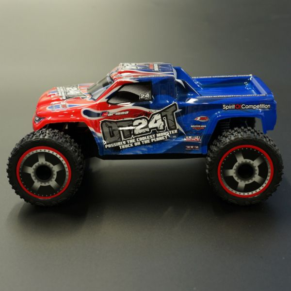 Micro GT24T 1/24ème 4x4 RTR Brushless