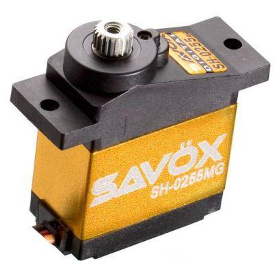 Micro Savox SH-0255MG numérique MG