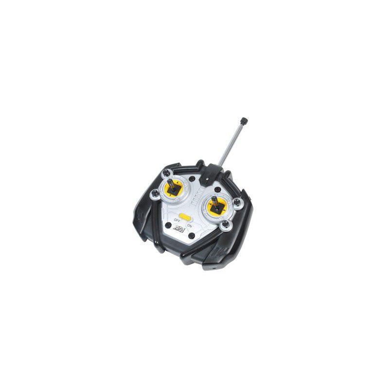 Micro sous-marin radiocommandé avec émetteur 3 voies. Rechargement à partir de l\'émetteur. Utilisable en petit bassin, piscine e
