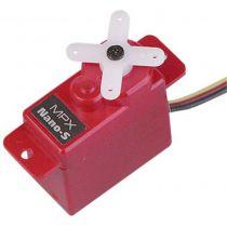 Mini-servo analogique Multiplex Nano-S - 65120