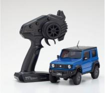 Mini-Z 4X4 MX-01 Suzuki Jimny Sierra Chiffon Ivory (KT531P)