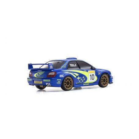 MINI-Z AWD SUBARU IMPREZA WRC 2002 (MA-020/KT531P)