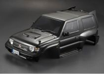 MITSUBISHI PAJERO EVO 1998, black, RTU all-In