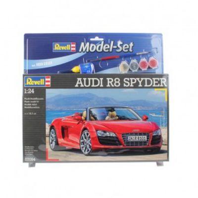 MODEL SET AUDI R8SPYDER RV67094