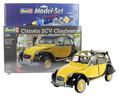 Model Set Citroen 2CV Kit Revell 1:24 RV67095