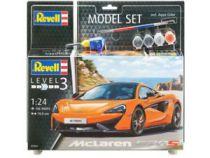 Model Set Mclaren 570S Kit REVELL 1:24 RV67051