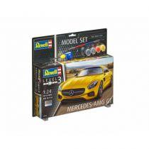Model Set Mercedes-AMG GT 1/24 ready Set Rv67028