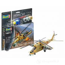 MODEL SET MIL MI-24 D HIND RV64951
