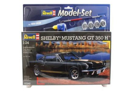 Model Set Shelby Mustang GT 350 Kit Revell 1:24 RV67242