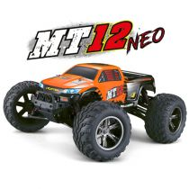 Monster 1/12 Funtek MT12 NEO orange - FTK-MT12-NEO/OR