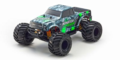 MONSTER TRACKER 1:10 EP (KT232P) - T1 VERT  READYSET - 34403T1B