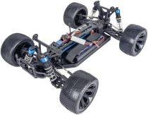 Monstertruck 1:10 électrique Carson Modellsport Bad Buster 500402127 brushed Auto RC 4 roues motrices 100% RtR 2,4 GHz 500402127