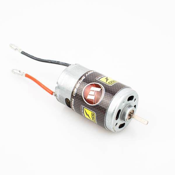 Moteur electrique a charbons type 550