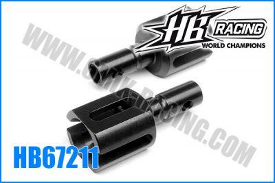 Noix de diff central pour HB 817 (2)