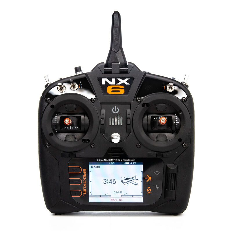 NX6 Radio-commande 6-Channel Transmitter