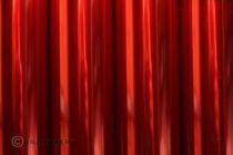 Oracover – Rouge transparent 10 m