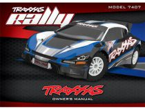 OWNER\'S MANUAL, 1/10 RALLY