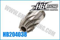 Pignon de Couple conique 10T V2 pour HB E817