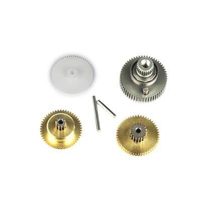 Pignonerie et roulement de remplacement pour servo SC0254MG
