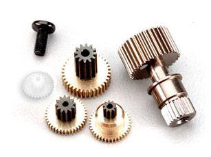 pignons métal Servo HS-225MG/205MG/5245MG