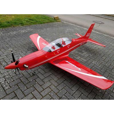 PILATUS PC-21 Rouge - JMB JETS