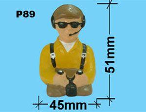 Pilote 53 x 70 x 75 mm de BLACK HORSE - Z58P89