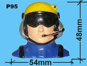 Pilote 54 x 48 x 40 mm de BLACK HORSE - Z58P95