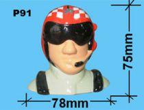 Pilote 78 x 75 x 44 mm de BLACK HORSE - Z58P91