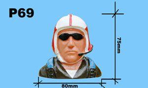 Pilote 80 x75 x 43 mm de BLACK HORSE - Z58P69