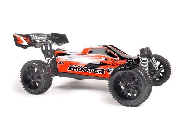 Pirate Shooter 1/10e 4WD RTR - Bleu & Orange - T4931