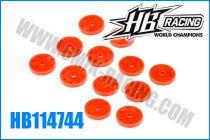 Pistons d\'amortisseur HB 817 (kit de 12)