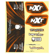 Planche stickers Spirit NXT GP