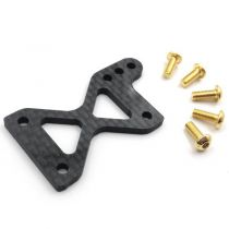 Platine de Diff Central Carbone T-WORK\'s pour KYOSHO MP9E TKI3/4