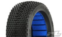 PROLINE \'SWITCHBLADE\' X2 MED 1/8 BUGGY TYRES W/CLOSED (2)