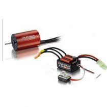 QUICRUN-WP-16BL30 + QUICRUN-2435SL-4500KV-RED + COMBO BOX B