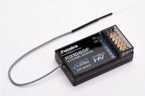 R3106GF - FUTABA Récepteur 2.4GHZ 6 Voies T-FHSS Air (sans télémétrie) - 01000683