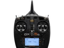 Radio DX6e (V2) Spektrum DSMX 2,4GHz - Emetteur seul SPMR6655eu